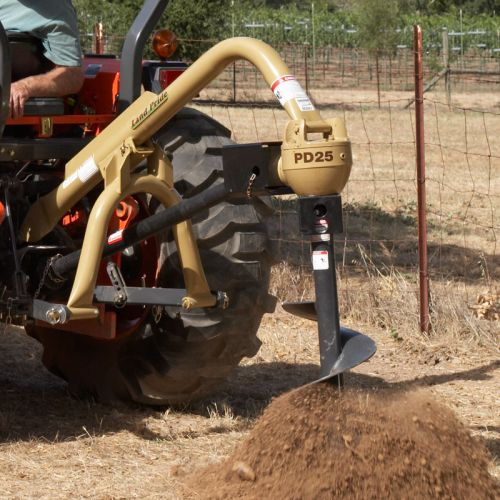 PD25 Series Post Hole Diggers