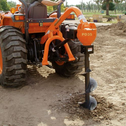 PD35 Series Post Hole Diggers