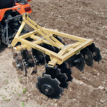 DH10 Series Disc Harrows